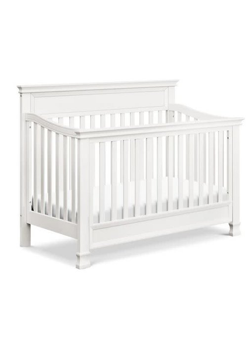 Million Dollar Baby Million Dollar Foothill 4 In 1 Convertible Crib In Warm White