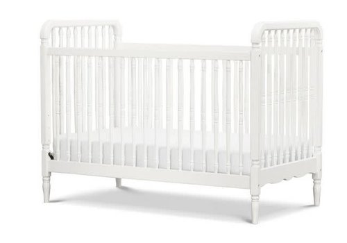 Million Dollar Baby Million Dollar Baby Liberty 3 In 1 Convertible Crib With Toddler Bed In White
