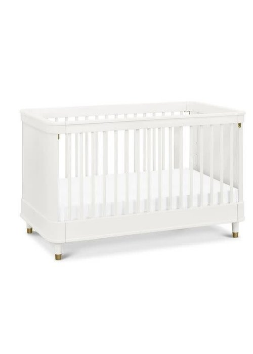 Million Dollar Baby Million Dollar Baby Tanner 3 In Convertible Crib In Warm White