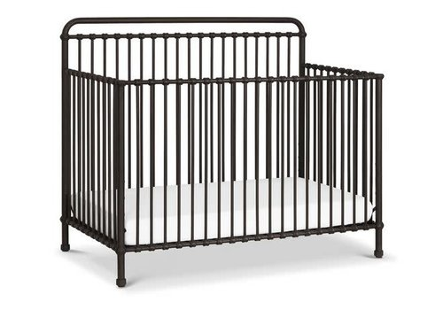 Million Dollar Baby Million Dollar Baby Winston Crib In Vintage Iron