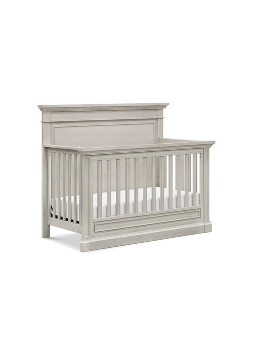 Franklin And Ben Franklin And Ben Claremont 4-in-1 Convertible Crib in London Fog
