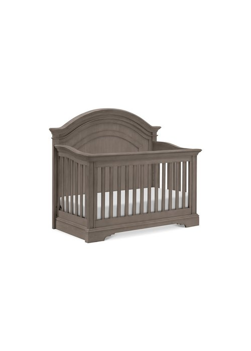 Franklin And Ben Franklin And Ben Holloway 4 In Convertible Crib In French Roast