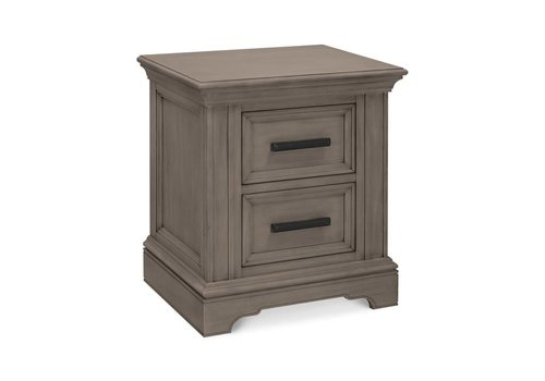 Franklin And Ben Franklin And Ben Holloway Nightstand In French Roast