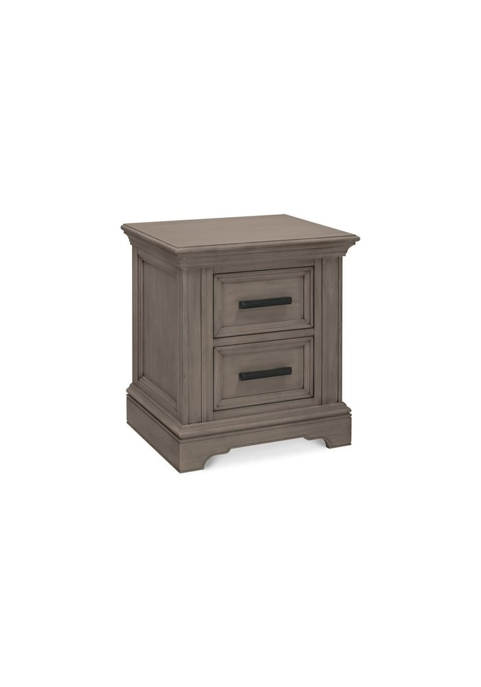 Franklin And Ben Holloway Nightstand In French Roast