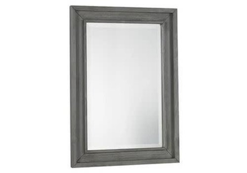 Dolce Babi Dolce Babi Lucca Mirror In Weathered Grey