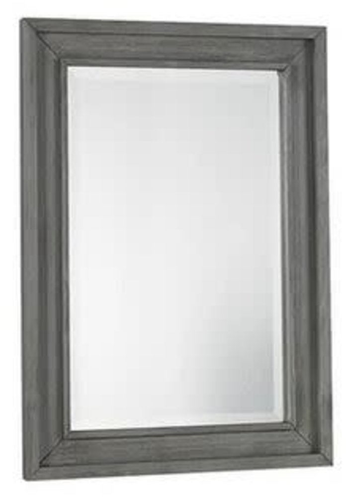 Dolce Babi Lucca Mirror In Weathered Grey