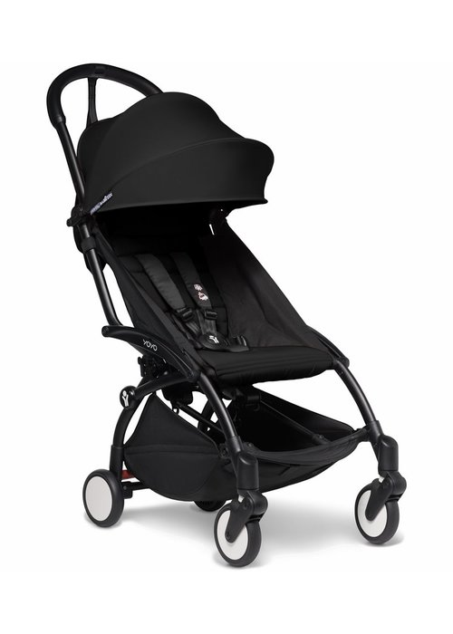 BabyZen Babyzen YOYO2 Ultra Compact 6+ Stroller - Black / Black