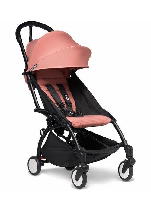 BabyZen Babyzen YOYO2 Ultra Compact 6+ Stroller - Black / Ginger