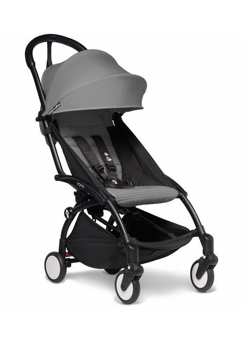 BabyZen Babyzen YOYO2 Ultra Compact 6+ Stroller - Black / Grey