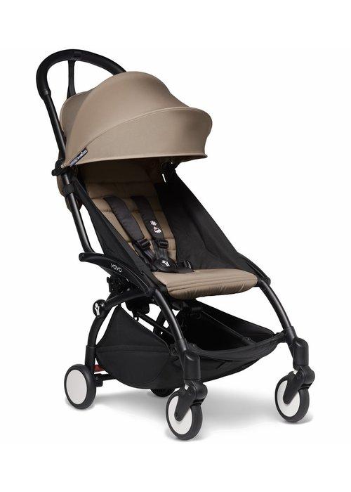 BabyZen Babyzen YOYO2 Ultra Compact 6+ Stroller - Black / Taupe
