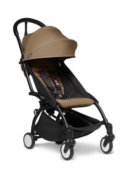 BabyZen Babyzen YOYO2 Ultra Compact 6+ Stroller - Black / Toffee