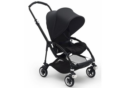 Bugaboo Bugaboo Bee5 Complete Stroller - Black/Black