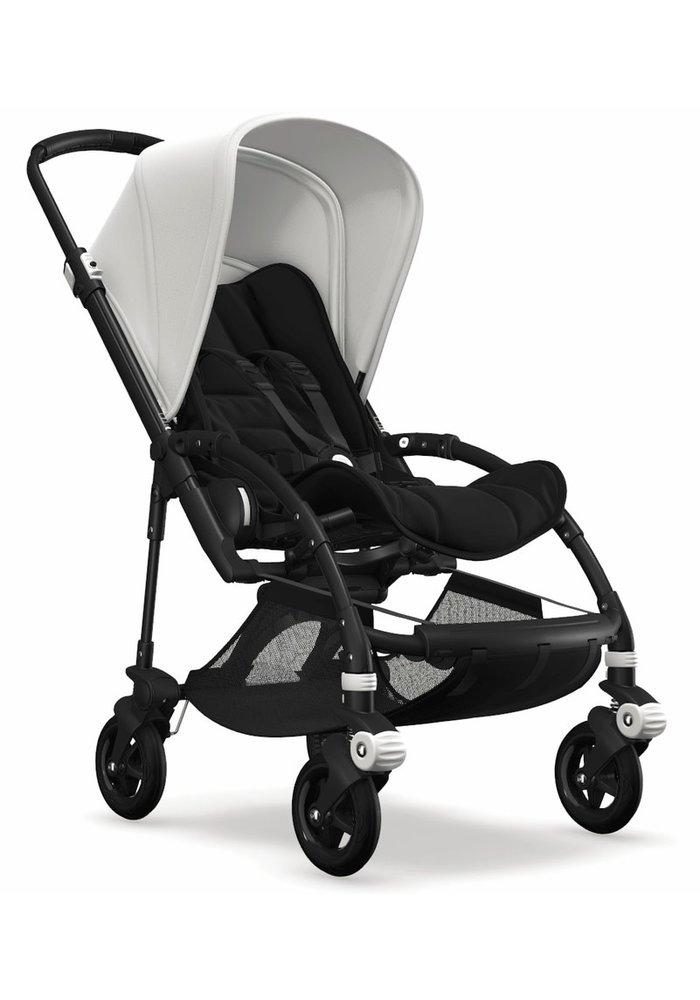 Bugaboo Bee5 Complete Stroller -Black/Black/Fresh White