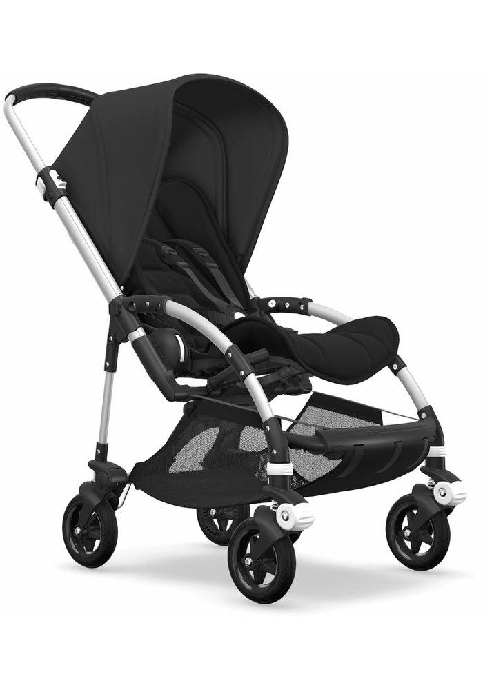Bugaboo Bee5 Complete Stroller - Aluminum/Black/Black