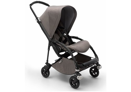 Bugaboo Bugaboo Bee5 Complete Stroller - Black/Mineral Taupe