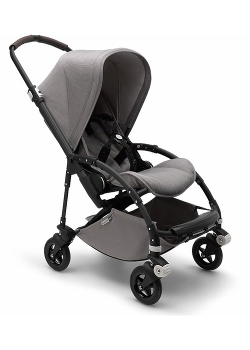 Bugaboo Bugaboo Bee5 Complete Stroller - Black/Mineral Light Grey