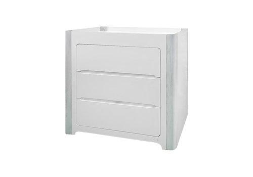 Cocoon Cocoon Evoluer Changer-Dresser In Dove Grey