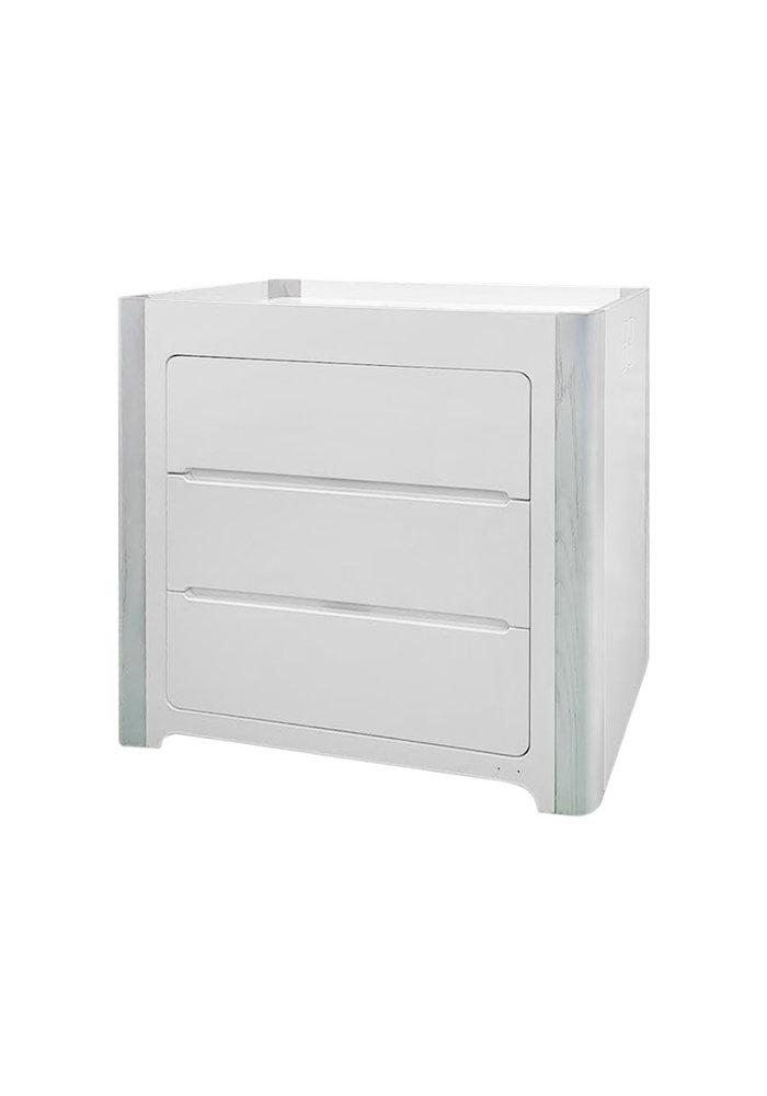 Cocoon Evoluer Changer-Dresser In Dove Grey