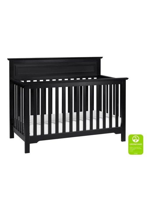 DaVinci Davinci Autumn 4-in-1 Convertible Crib In Ebony