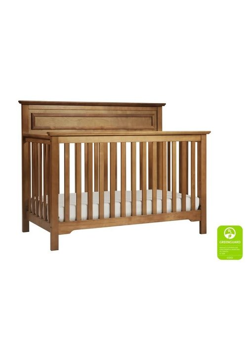 DaVinci Davinci Autumn 4-in-1 Convertible Crib In Chestnut