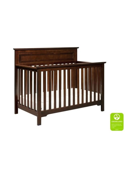 DaVinci Davinci Autumn 4-in-1 Convertible Crib In Espresso
