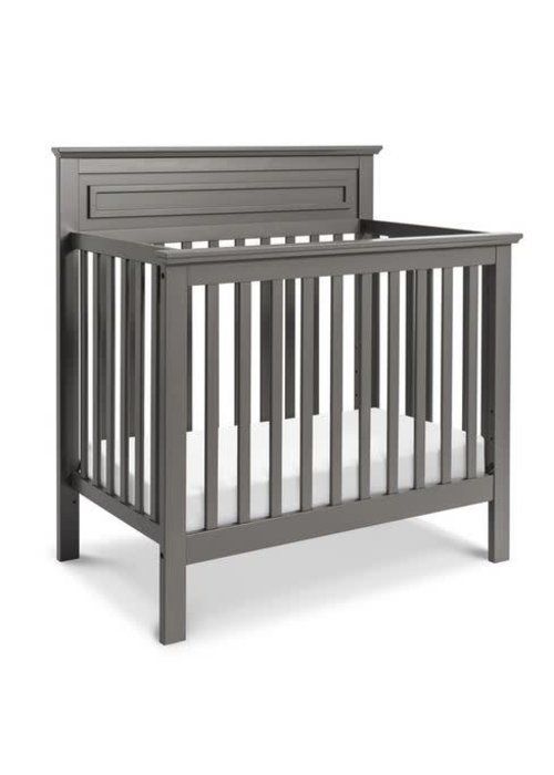 DaVinci Davinci Autumn 4-in-1 Convertible Mini Crib In Slate