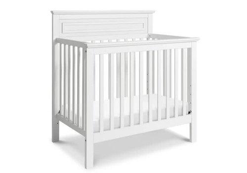 DaVinci Davinci Autumn 4-in-1 Convertible Mini Crib In White