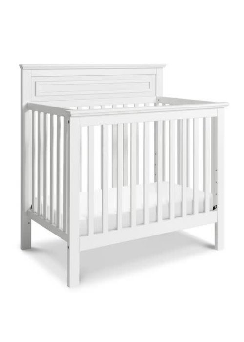 DaVinci Davinci Autumn 4-in-1 Convertible Mini Crib In White