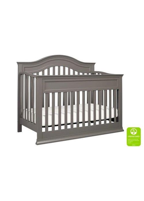 DaVinci Davinci Brook 4-in-1 Convertible Crib With Toddler Bed Conversion Kit In Slate