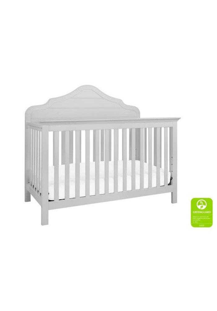 Davinci Flora 4-in-1 Convertible Crib In Fog Grey
