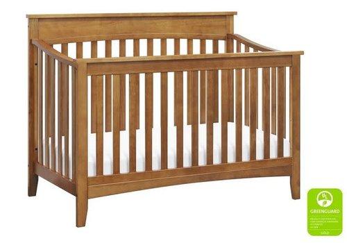 DaVinci Davinci Grove 4-in-1 Convertible Crib In Chestnut