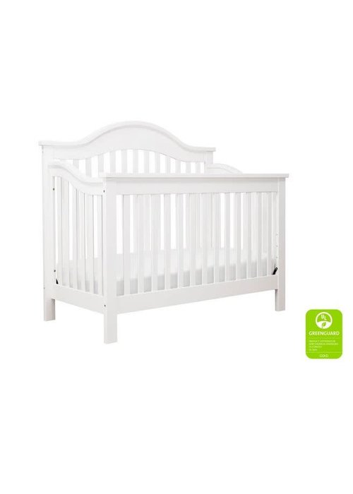 DaVinci Davinci Jayden Jayden 4-in-1 Convertible Crib In White