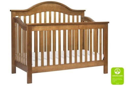 DaVinci Davinci Jayden Jayden 4-in-1 Convertible Crib In Chestnut