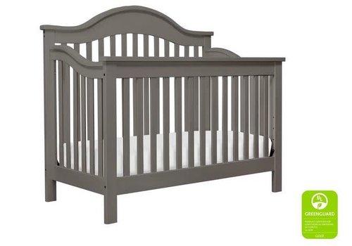 DaVinci Davinci Jayden Jayden 4-in-1 Convertible Crib In Slate