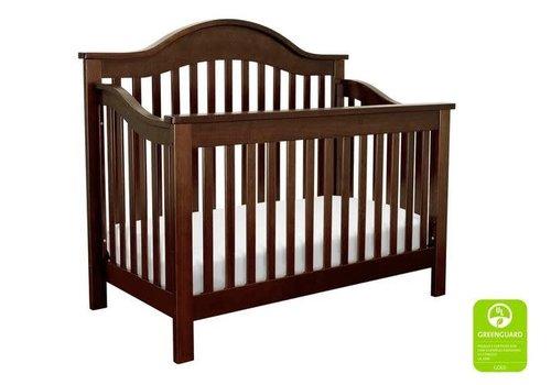 DaVinci Davinci Jayden Jayden 4-in-1 Convertible Crib In Espresso