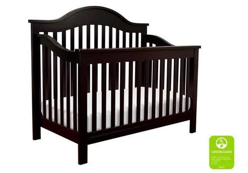 DaVinci Davinci Jayden Jayden 4-in-1 Convertible Crib In Ebony