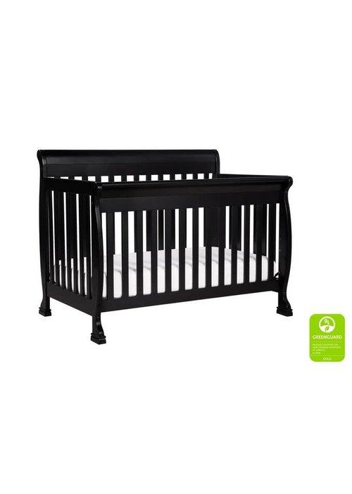 DaVinci Davinci Kalani 4-in-1 Convertible Crib In Ebony