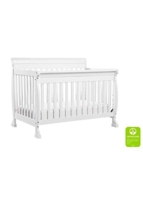 DaVinci Davinci Kalani 4-in-1 Convertible Crib In White