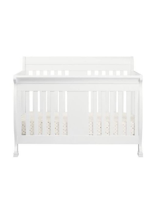 DaVinci Davinci Porter 4-In-1 Convertible Crib With Toddler Bed Conversion Kit In White