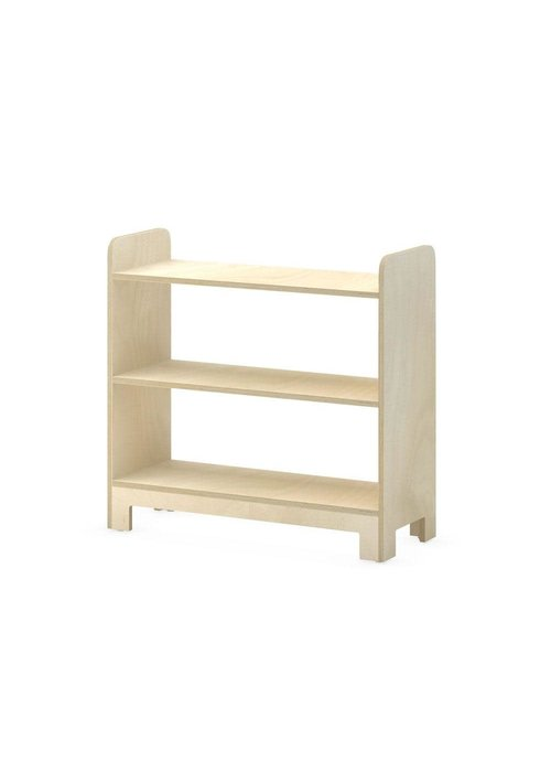 Duc Duc Duc Duc Juno Bookcase In Natural Birch