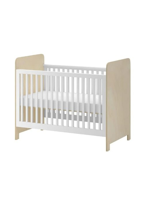 Duc Duc Duc Duc Juno Crib In Natural Birch
