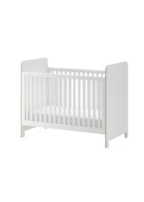 Duc Duc Duc Duc Juno Crib In White