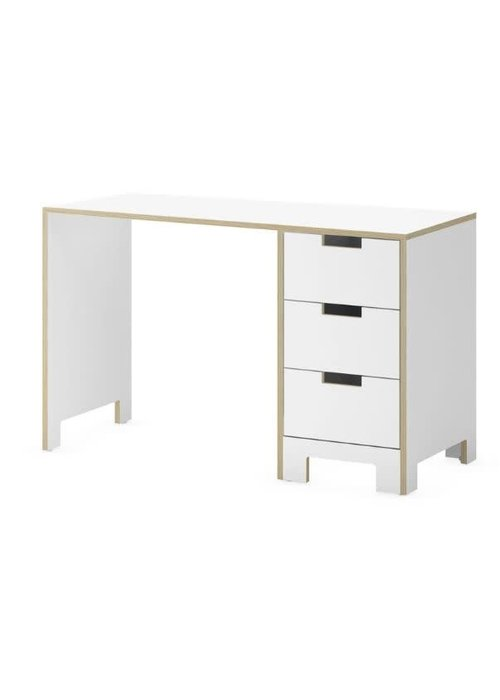 Duc Duc Duc Duc Juno Desk In White