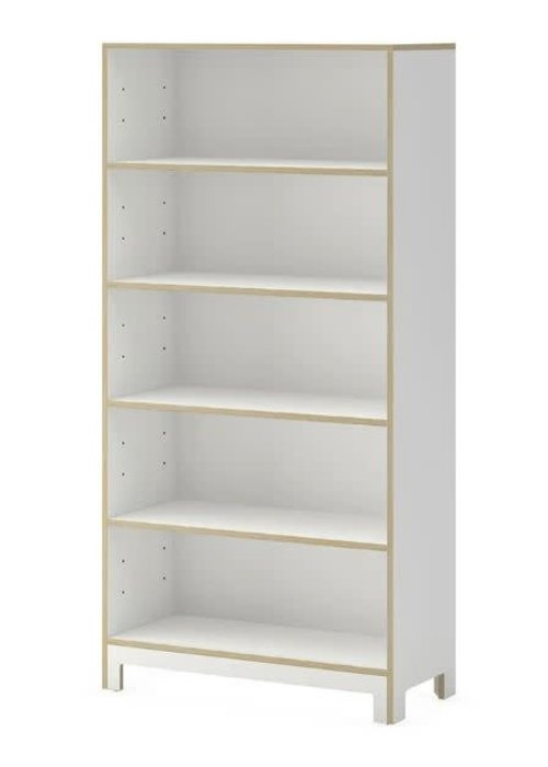 Duc Duc Duc Duc Juno Tall Bookcase In White
