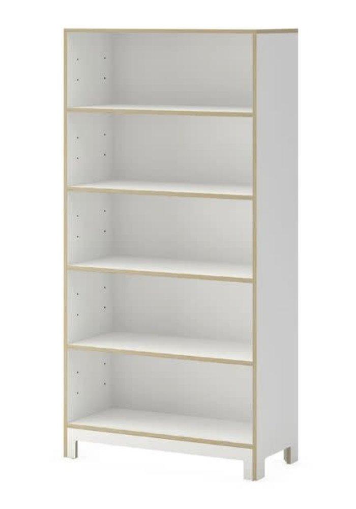 Duc Duc Juno Tall Bookcase In White