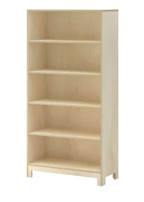 Duc Duc Duc Duc Juno Tall Bookcase In Natural Birch