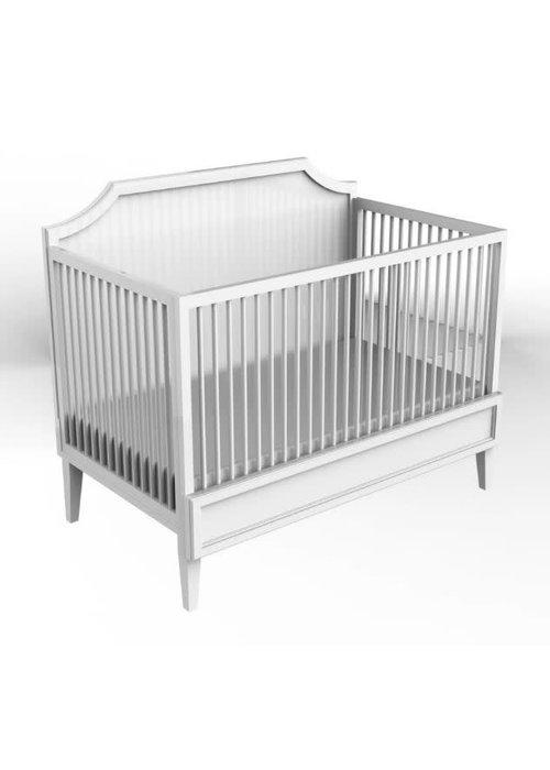 Duc Duc Duc Duc Litchfield Crib In White