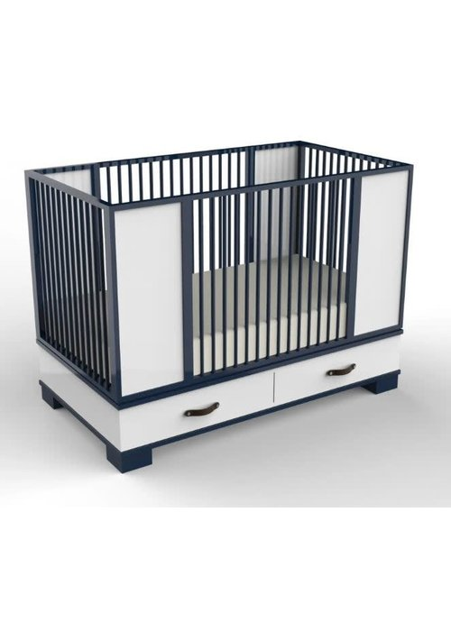 Duc Duc Duc Duc Morgan Crib In Old Navy/White