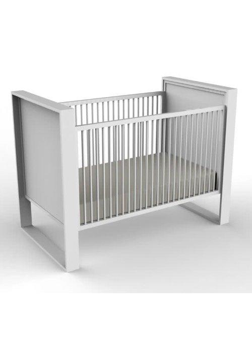 Duc Duc Duc Duc Parker Crib In White