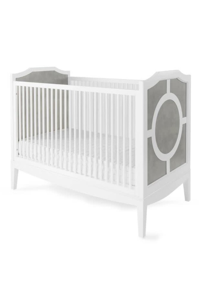 Duc Duc Regency Crib In Weathered